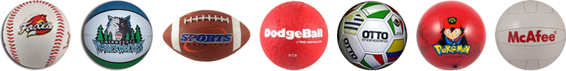 "3"" diameter promotional synthetic leather baseballs for sale."