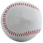 Click to see the larger image of this blank playable promotional baseball.
