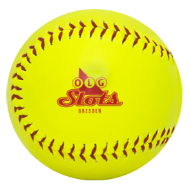BSB Regulation Size Promotional Softball for sale.