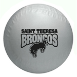Custom printed vinyl baseballs for sale. Order vinyl baseballs with your logo printed onto each baseball.
